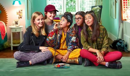 'El club de las canguro' renovada: Netflix anuncia la temporada 2 de su optimista serie adolescente
