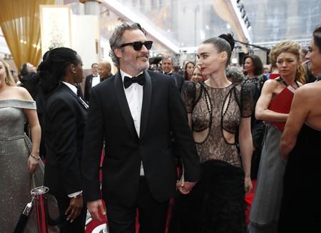 Premios Oscars 2020 Parejas 14