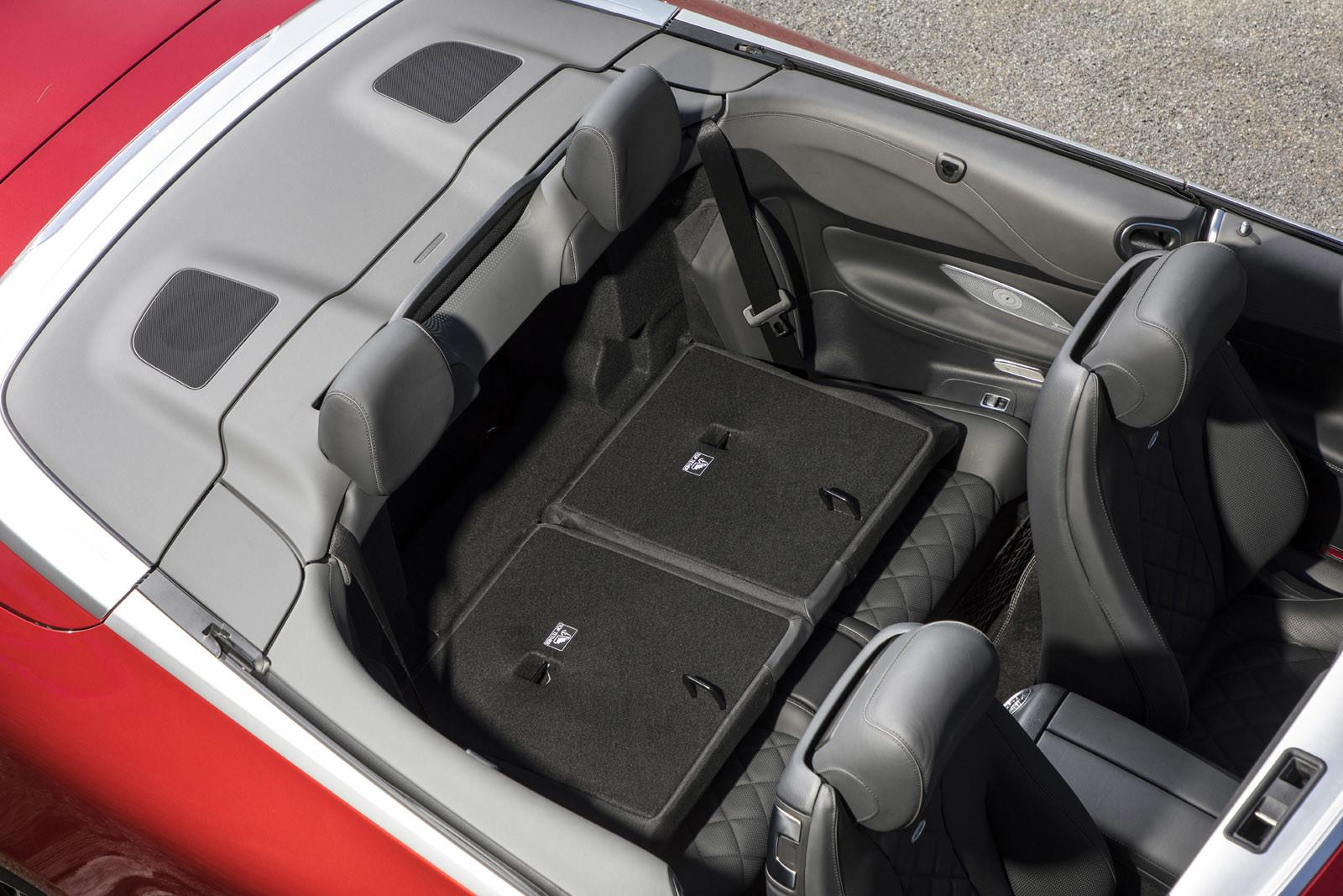 Foto de Mercedes-Benz Clase E Cabrio, toma de contacto (125/156)