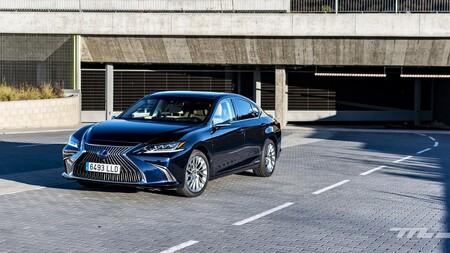 Lexus Es 300h 2021 Prueba 051