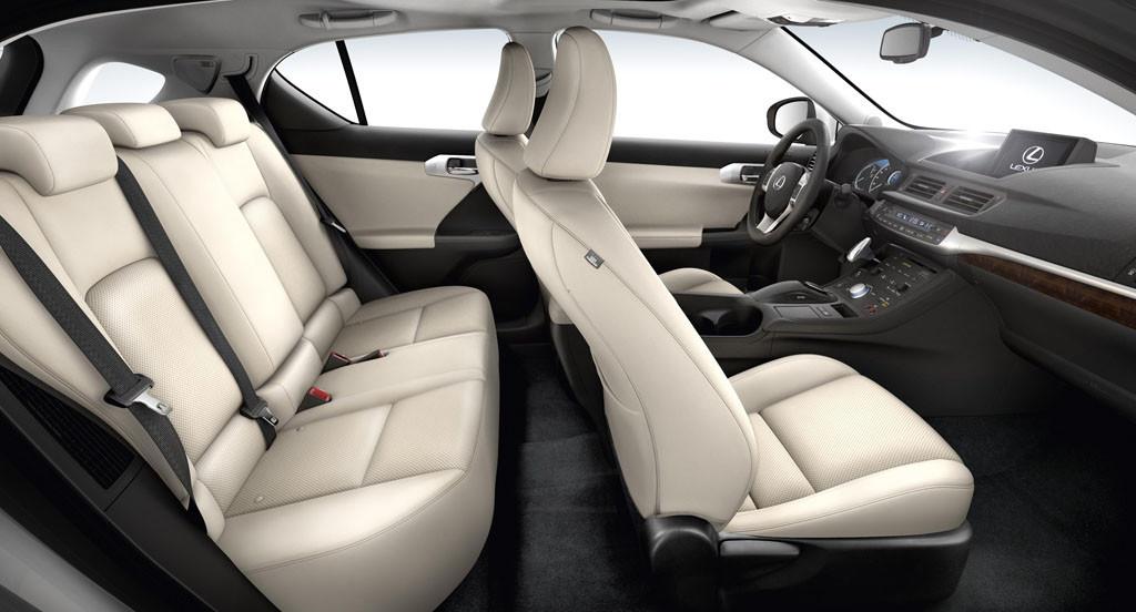 Foto de Lexus CT 200h (49/164)