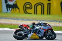 Superbikes Malasia 2014: Marco Melandri y Sylvain Guintoli firman el doblete de Aprilia