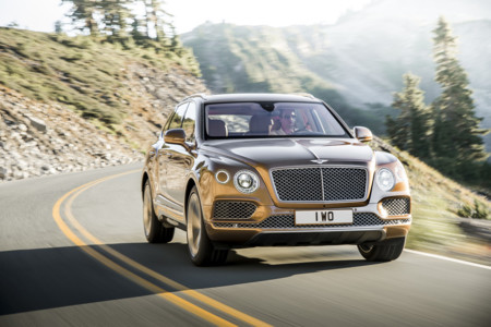 Bentley Bentayga 205