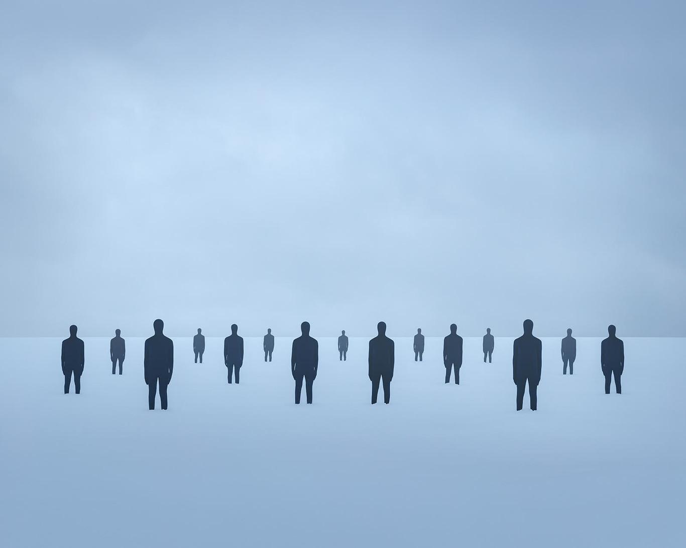 La fotografía intimista y surrealista de Gabriel Isak es fruto de años de depresión