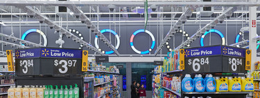 """Walmart abre su """"tienda del futuro"""": inteligencia artificial y más grande que las Amazon Go, aunque sin compras automatizadas"""