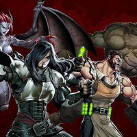 Omen of Sorrow es el enésimo juego de lucha con monstruos clásicos y quiere competir con Killer Instinct
