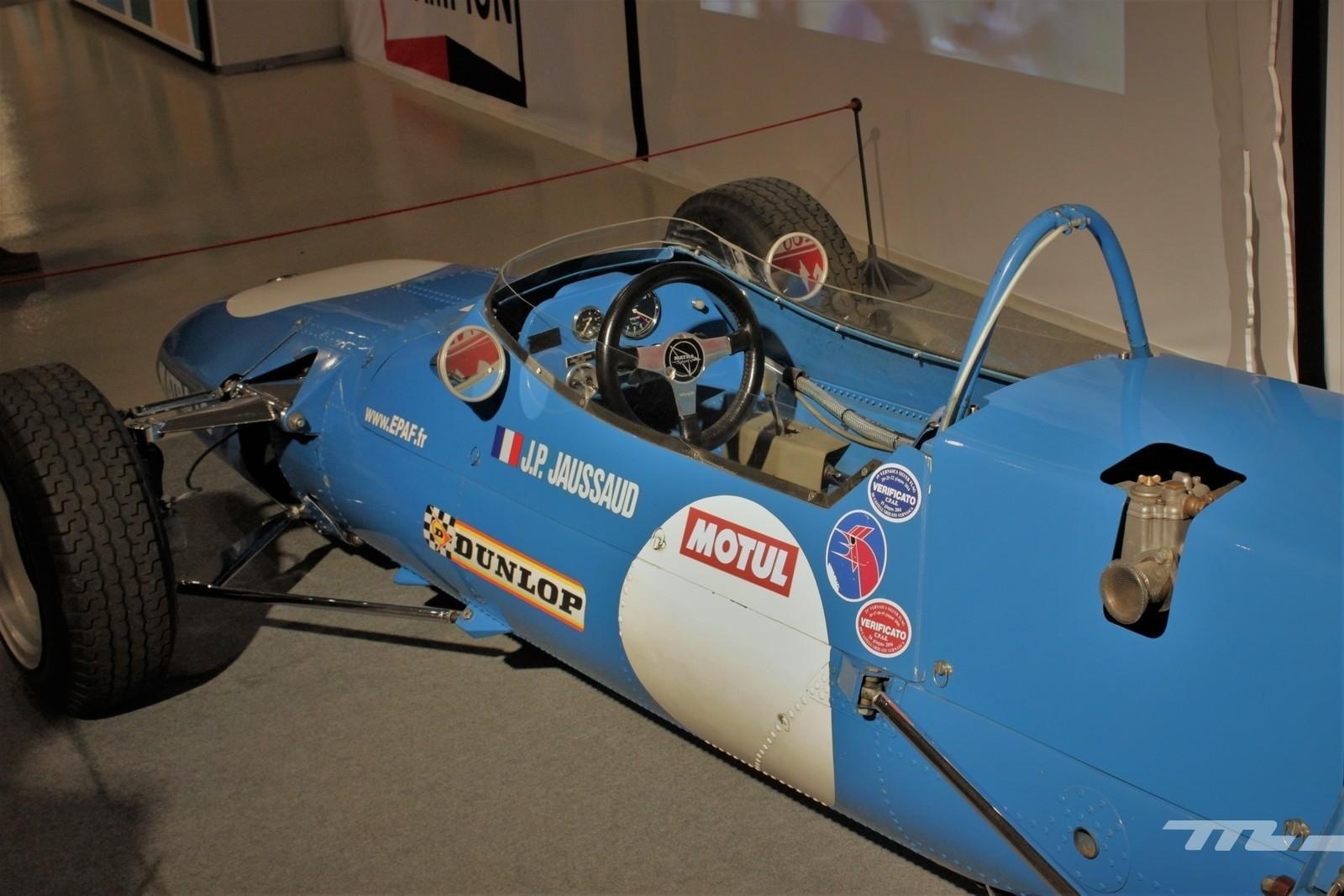 Foto de Museo de las 24 Horas de Le Mans (exposición temporal) (10/12)