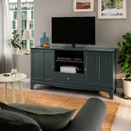 Lommarp Mueble Tv Azul Oscuro Verdoso 0742805 Pe742829 S5
