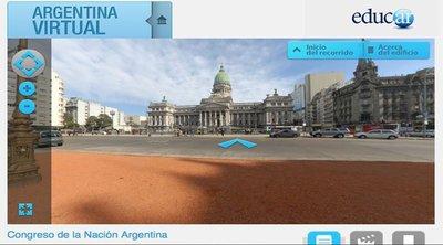 Recorrido virtual por los monumentos de Buenos Aires