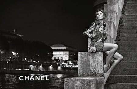 Gisele Bunchen Chanel Ss 2015 10