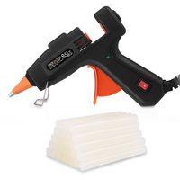 Cupón de descuento de 2 euros en la pistola de pegamento termofusible  Tacklife GGO20AC: aplicándolo cuesta 5,99 euros en Amazon