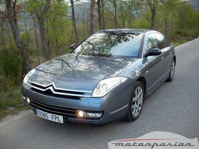 Citroën C6 2.7 V6 HDi, prueba (parte 2)