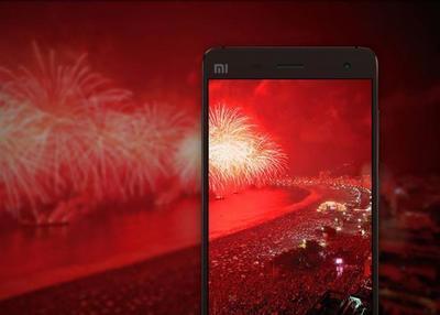 El zafiro podría estar incluido en el Mi5 de Xiaomi