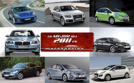 Mejor híbrido: lo mejor de 2011 en Motorpasión
