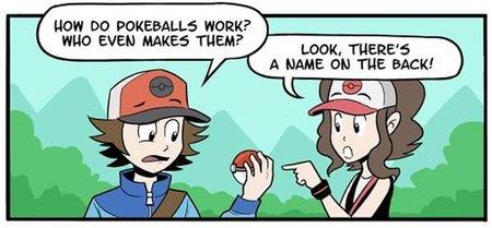 Imagen de la semana: la gran y única verdad sobre las pokéballs