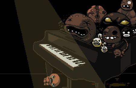 Brent Kennedy reinterpreta a piano las melodías de 'The Binding of Isaac'