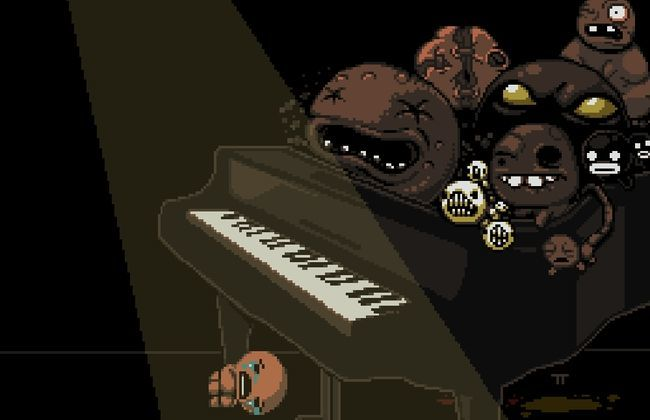 The Binding of Isaac - Piano Collection