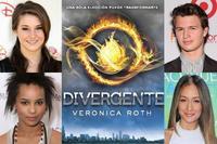'Divergente', la película ya tiene protagonistas