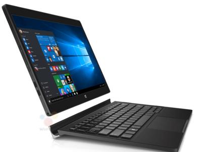 Así luce el Dell XPS 12, un competidor para Surface Pro