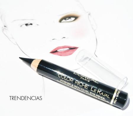 Probamos Le Kajal, el lápiz con pigmentos de carbón de L'Oréal