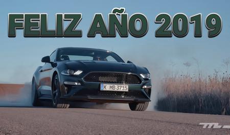 ¡Motorpasión te desea Feliz Año 2019!