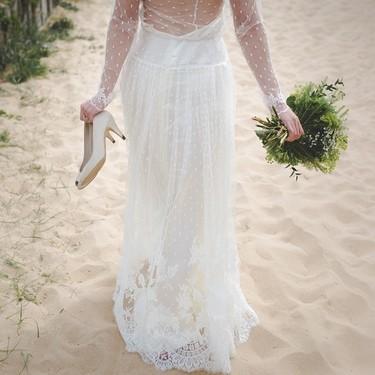 13 zapatos de novia para las que quieren bailar sin parar el día de su boda