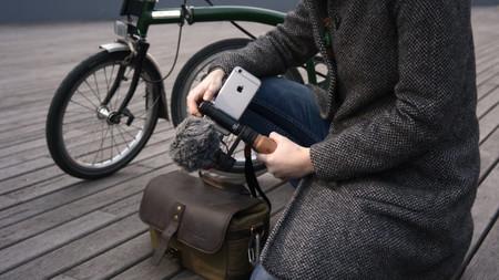 Shoulderpod, un equipo modular para convertir tu móvil en una cámara profesional