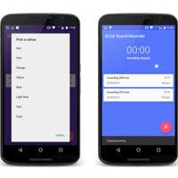 Si grabas mucho audio con tu Android, ELC Sound Recorder es la aplicación que necesitas
