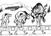 Milón de Crotona y el principio de progresión: fitness en la antigua Grecia
