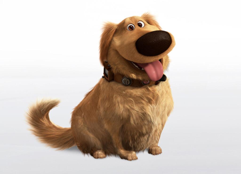 'Dug Days': Pixar nos llevará de nuevo al universo de 'Up' con una serie para Disney+ centrada en el entrañable perro