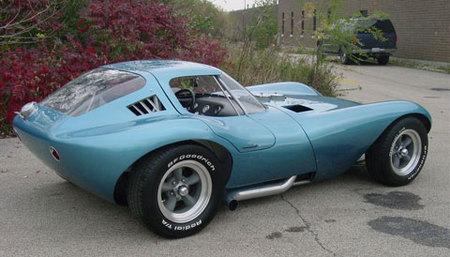 Réplica del Cheetah Coupe a la venta en eBay