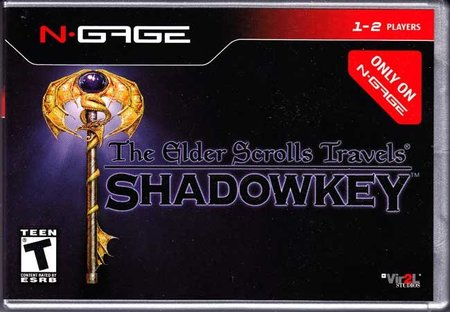 The Elder Scrolls Shadowkey