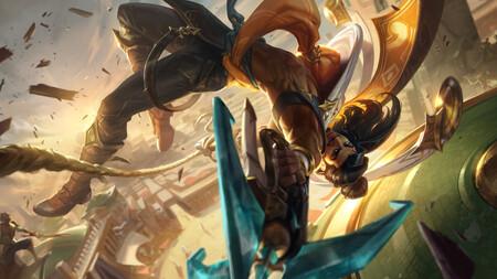 Akshan, el Centinela Rebelde, será el próximo campeón de League of Legends con una gran movilidad y capaz de volverse invisible
