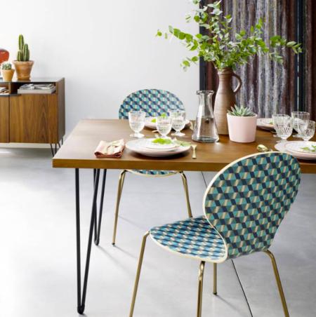 Saca más partido a tu salón con estas siete mesas de comedor rebajadas: hasta un 30% de descuento en La Redoute