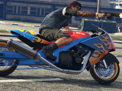 Los moteros invaden Los Santos : GTA Online: Bikers ya está disponible