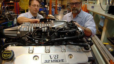 Los motores de cuatro cilindros supondrán un 66% del mercado en 2020, según Ford