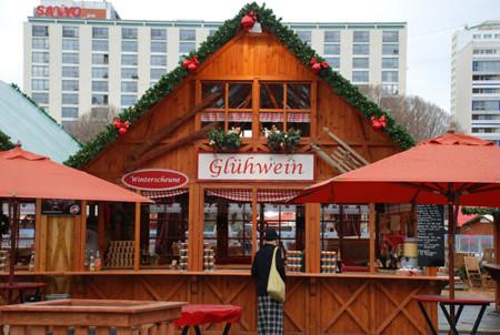Glühwein Alemania