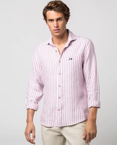 Las Camisas Mas Fresquitas De Lino Que Son Tendencia Y Que Encontramos En El Corte Ingles