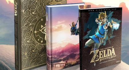 Ni una, ni dos: el próximo Zelda contará con tres guías oficiales