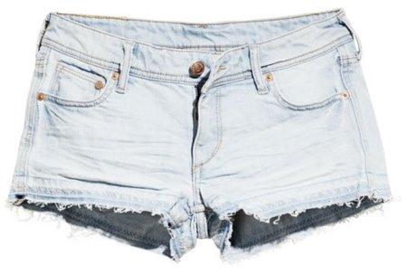 mini shorts HM