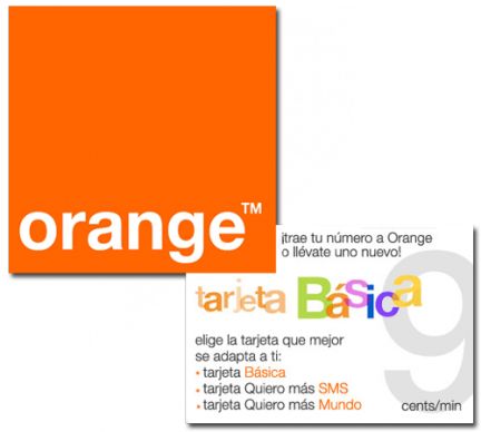 """Orange ofrece las nuevas tarjetas prepago """"Quiero más SMS"""", """"Quiero más Mundo"""" y """"Básica"""""""