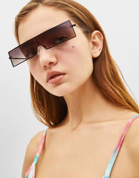 Gafas De Sol Rectangulares 01