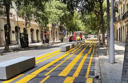 Muerto Bloques Hormigon Barcelona