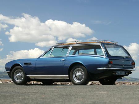 Aston Martin Dbs Estate By Flm Panelcraft
