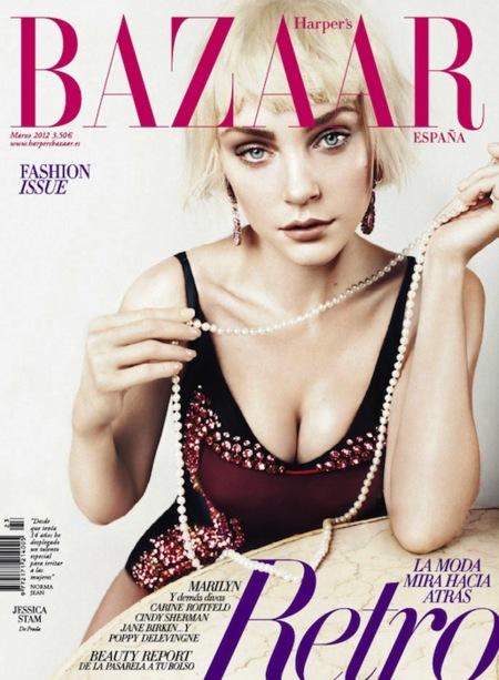Jessica Stam y Harper's Bazaar España, ¿sí o no?
