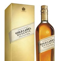 Regalazo para día del padre: botella de Johnnie Walker Gold Reserve 700 ml por 22,15€