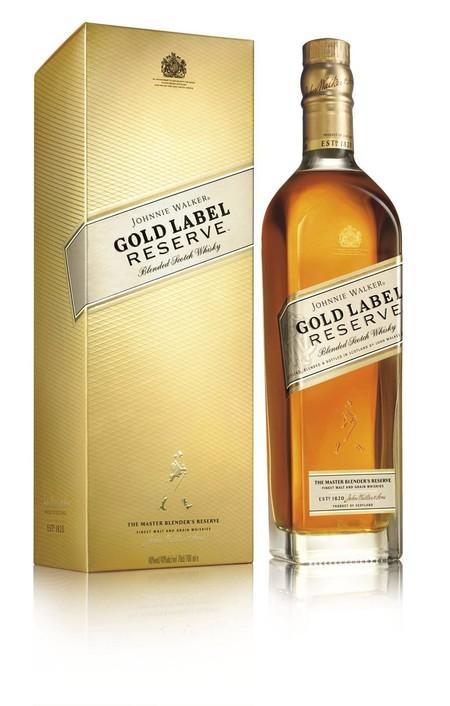 Regalazo para día del padre: botella de Johnnie Walker Gold Reserve 700 ml por 22,15€