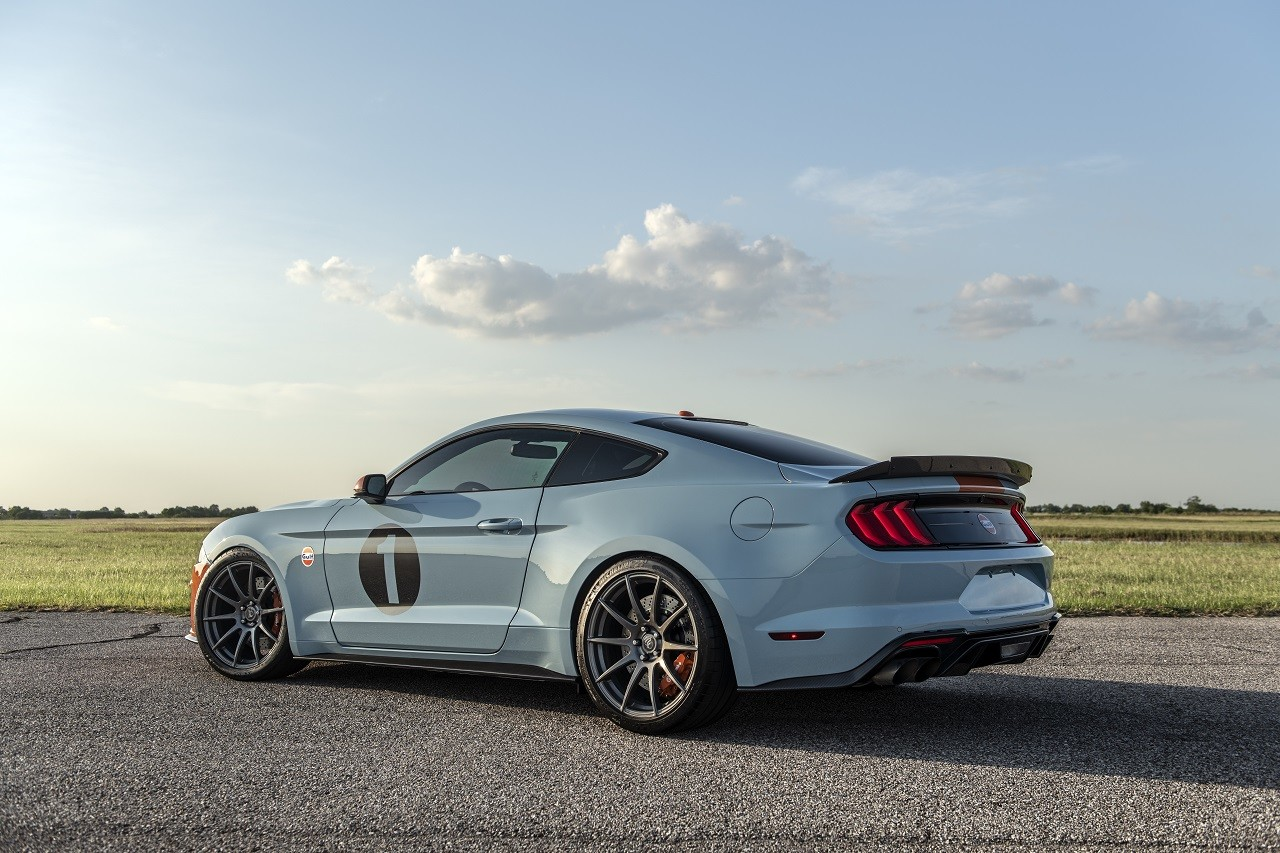 Foto de Ford Mustang Gulf Heritage Edition (16/38)