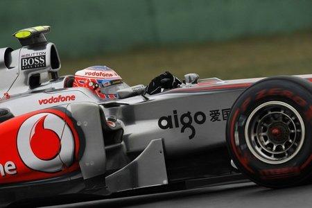 GP de Corea F1 2011: los dos McLaren por delante antes de la clasificación