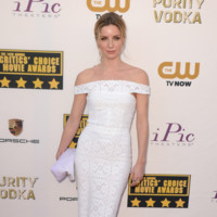Annabelle Wallis Critics Choice Awards 2014
